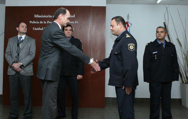 El gobierno provincial dispuso cambios en la cúpula de la Unidad Regional II