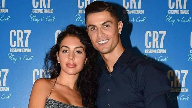 Georgina Rodríguez y Ronaldo se conocieron en 2017 en Madrid.