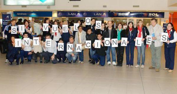 La Fundación Apertura defiende la continuidad de LAN en Rosario