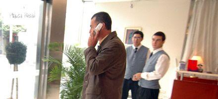Usandizaga se reunirá hoy con Alfaro para ver si lo convence de que sea el DT
