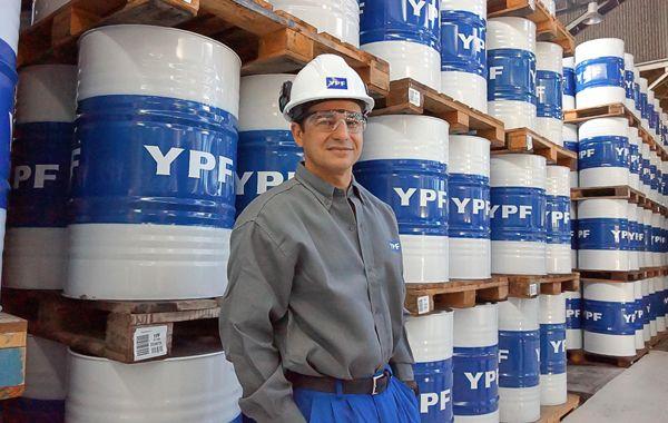 EL gerente general de YPF