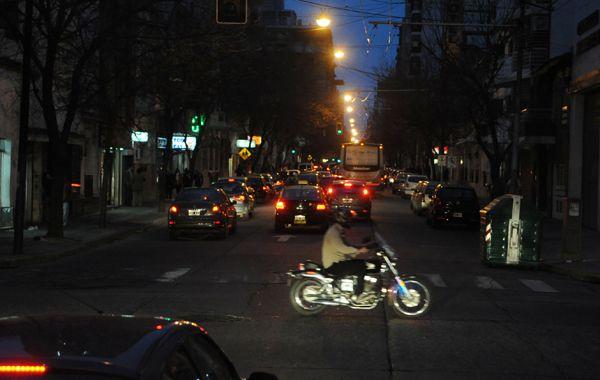 Hubo acciones de fiscalización del tránsito nocturno durante sábado y domingo.