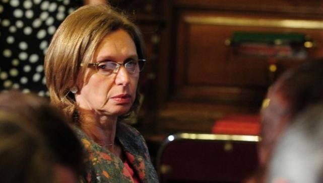 La senadora Beatriz de Rojkés dijo que la presidneta sabe que ella es una mujer muy pasional y que puede tener este tipo de deslices.