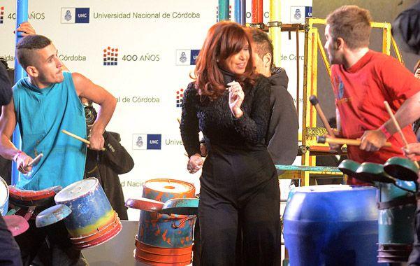 La danza de Cristina. Tras su discurso en Córdoba