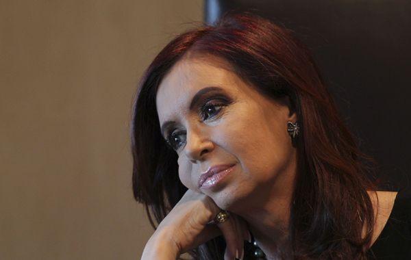 Otra vez la lipotimia. La propia Cristina se definió tiempo atrás como una hipotensa crónica.