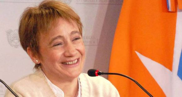 Fabiana Ríos juró como gobernadora de Tierra del Fuego por segundo período consecutivo