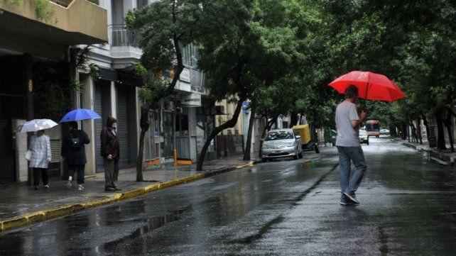 Cesó el alerta meteorológico pero sigue el pronóstico de lluvia para Rosario