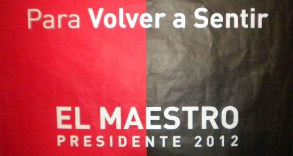 Jorge Griffa se desvinculó de los afiches en la calle y atacó a Altieri