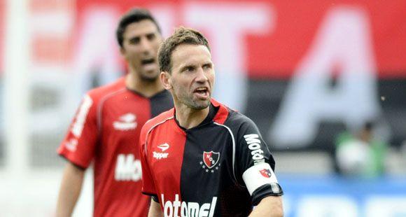 Bernardi le pidió disculpas a la gente de Newells por su reacción al final del partido