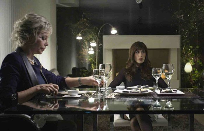 La película que protagoniza Graciela Alfano se estrenará en noviembre próximo.