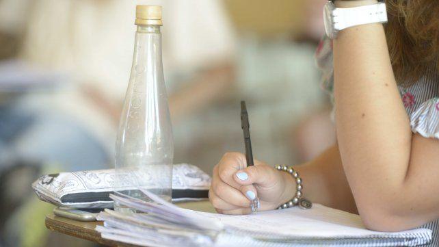 Hoy se realizan las evaluaciones en el Operativo Aprender.