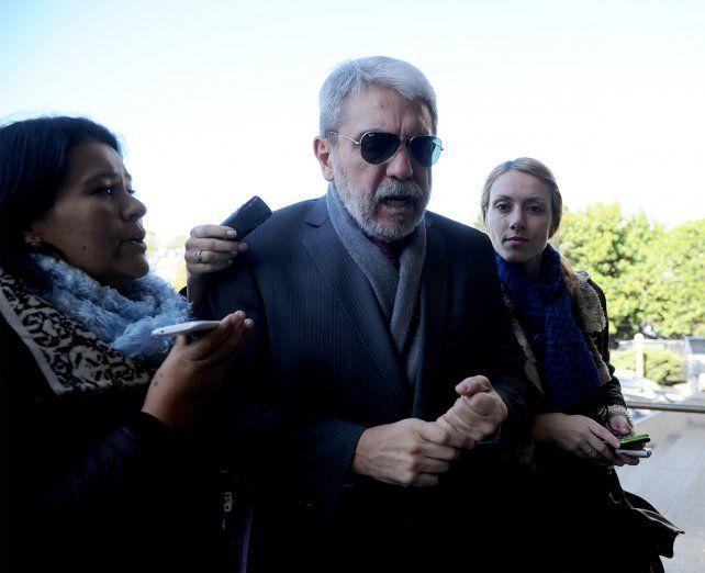 Aníbal Fernández aseguró que jamás se quedó con un centavo de la política