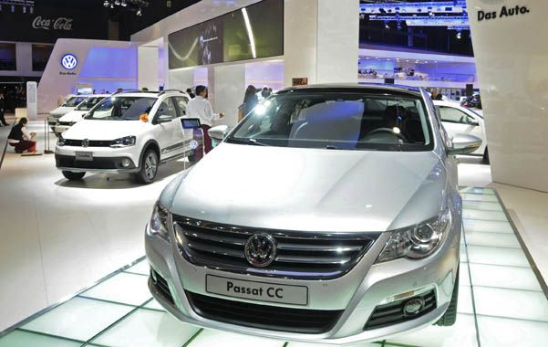 Premium. Los autos nacionales con alta tecnología siguen gravados.