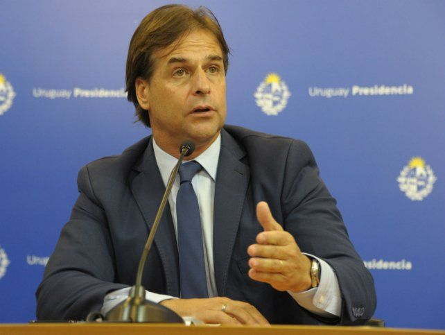 El presidente de Uruguay