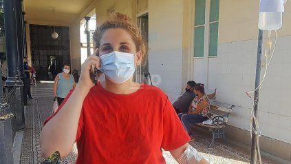 Florencia estuvo secuestrada en su casa después de haber sido brutalmente golpeada por su expareja