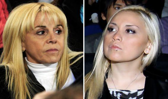 La novia de Diego denunció a Claudia Villafañe por amenazas