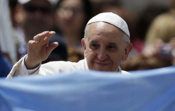 El Papa argentino. Francisco movilizará una multitud argentina hacia Río.