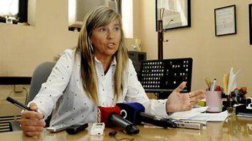 La fiscal Nora Marull imputó y acusó al albañil condenado.