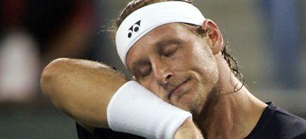 Indian Wells: Nalbandian dejó escapar una gran chance ante Nadal
