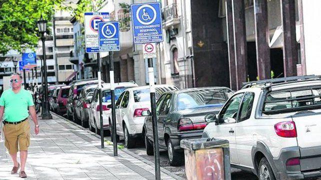 Jokanovich dijo que la idea no es restringir el ingreso de automóviles de manera lineal pero si avanzar en más zonas para peatones.