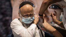 los israelies que reciban la segunda dosis de la vacuna no tendran que cumplir el confinamiento