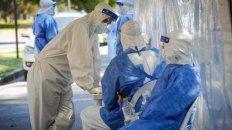 La cantidad de casos de coronavirus en la provincia sigue siendo preocupante.