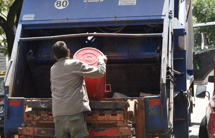 La recolección de residuos
