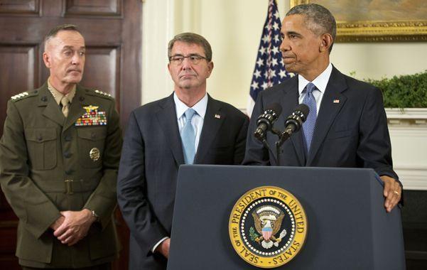 Fallo. Obama dio marcha atrás hace unos días con el anunciado repliegue de Afganistán ante el rebrote insurgente.