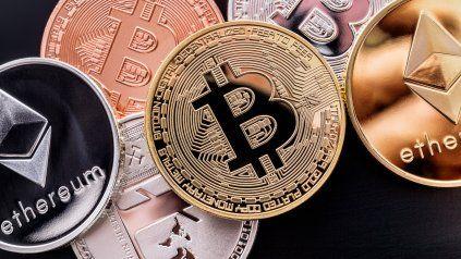 El último fin de semana, el bitcoin se encontraba en torno de los US$ 35.000