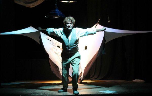 El actor indaga en el magno universo de August Strindberg