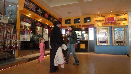 El panorama es desolador para el complejo Cines del Centro.