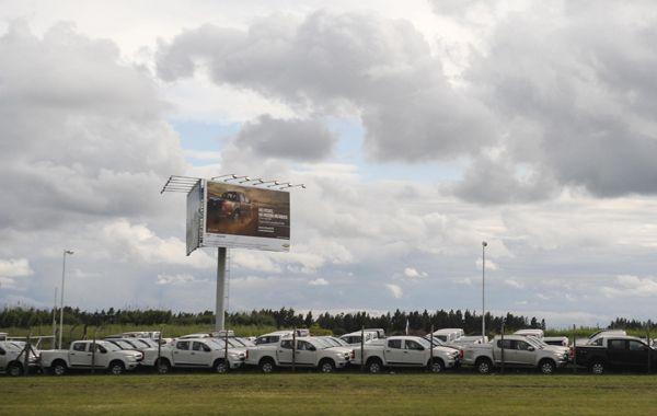 La planta que la automotriz tiene en Alvear comenzará con suspensiones de personal.