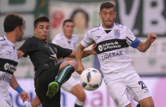 Banfield venció como local a Gimnasia La Plata por 2-0 en un partido entretenido