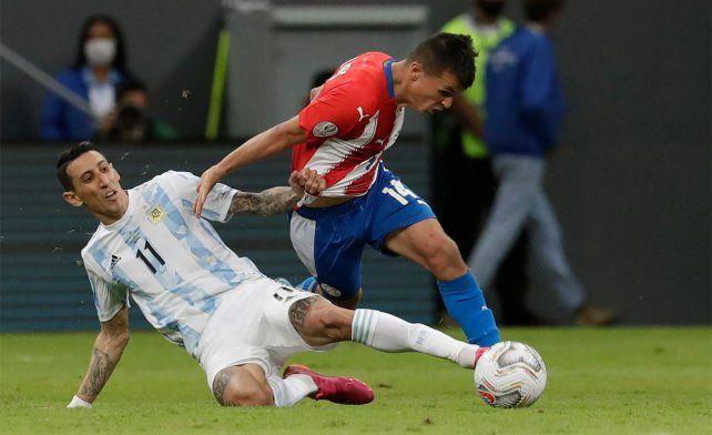 Argentina, con buen Angel de inicio, ya se clasificó