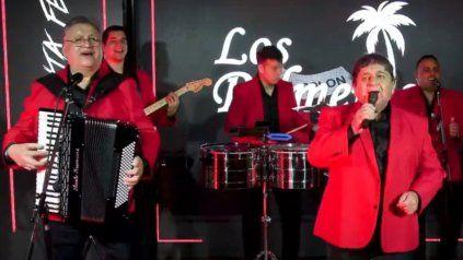 Los Palmeras ofrecieron un show vibrante en los festejos de cumpleaños de Colón de Santa Fe.