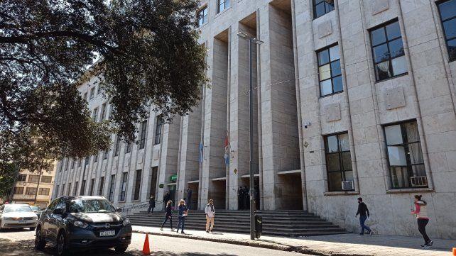 La denuncia presentada por Traferri hizo ruido en Tribunales.