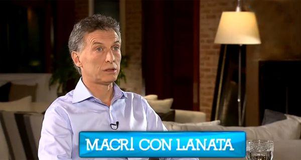Macri dijo que buscará consensos con todas las fuerzas políticas