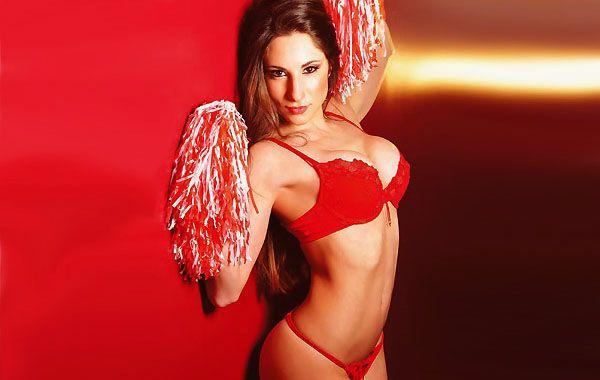 Magui es una de las bailarinas más provocadoras del mundo del espectáculo.