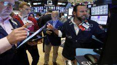 Wall Street cerró su segundo peor mes desde que comenzó la pandemia.