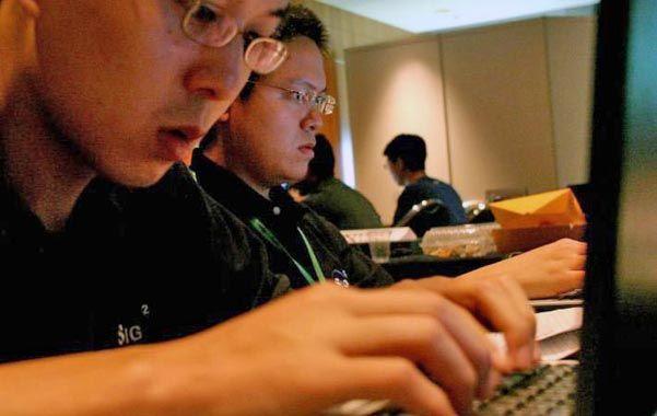 En la mira. Miembros del ejército chino estarían detrás de los cibereataques contra Estados Unidos.