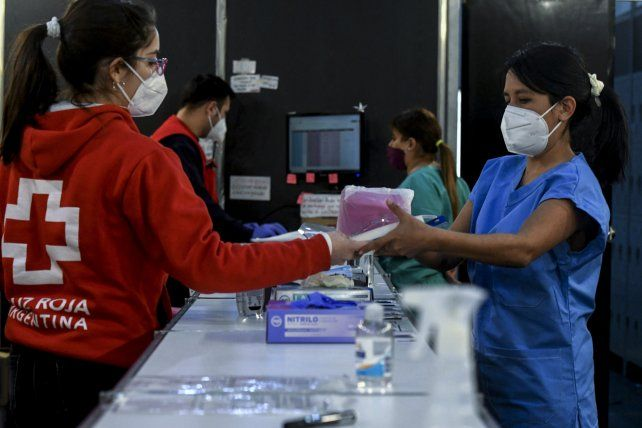La mayoría de las muertes por coronavirus en el país se dan en la provincvia de Buenos Aires.