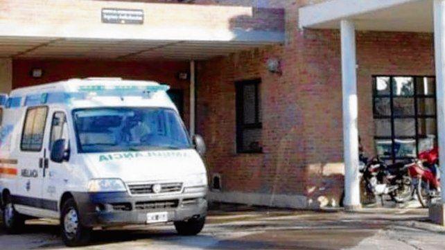 Las víctimas del tiroteo fueron derivadas al Hospital Gamen.