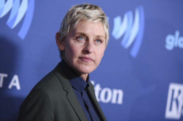 """DeGeneres dijo que """"por muy bueno que sea este programa y tan divertido como es"""""""