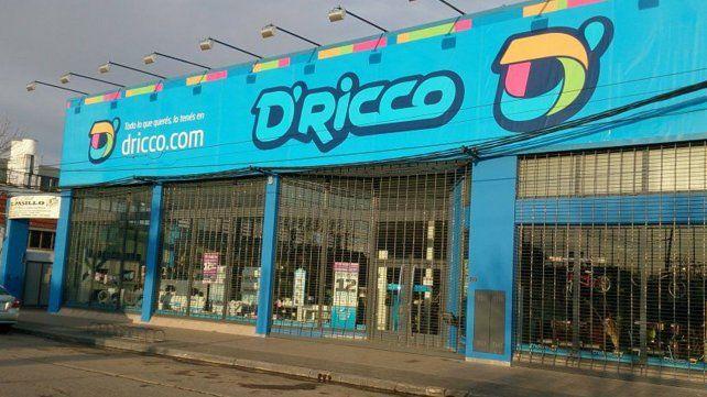 Rosario cuenta con varios locales DRicco.