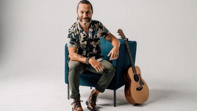 Diego Torres presenta su último disco: Atlántico a pie