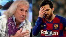 hugo gatti: cuando no juega messi, barcelona gana