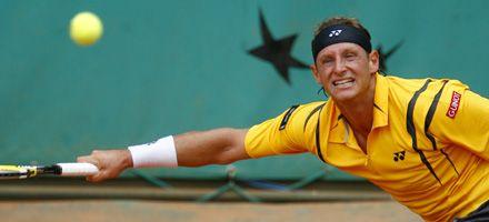 Roland Garros: afuera Nalbandian, González, Vassallo Argüello, Junqueira, Chela y Dulko
