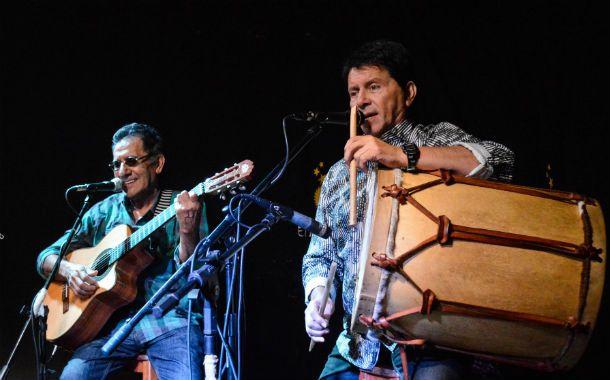 En vivo. El legendario dúo regresa a Rosario para actuar en el Gran Atlas.