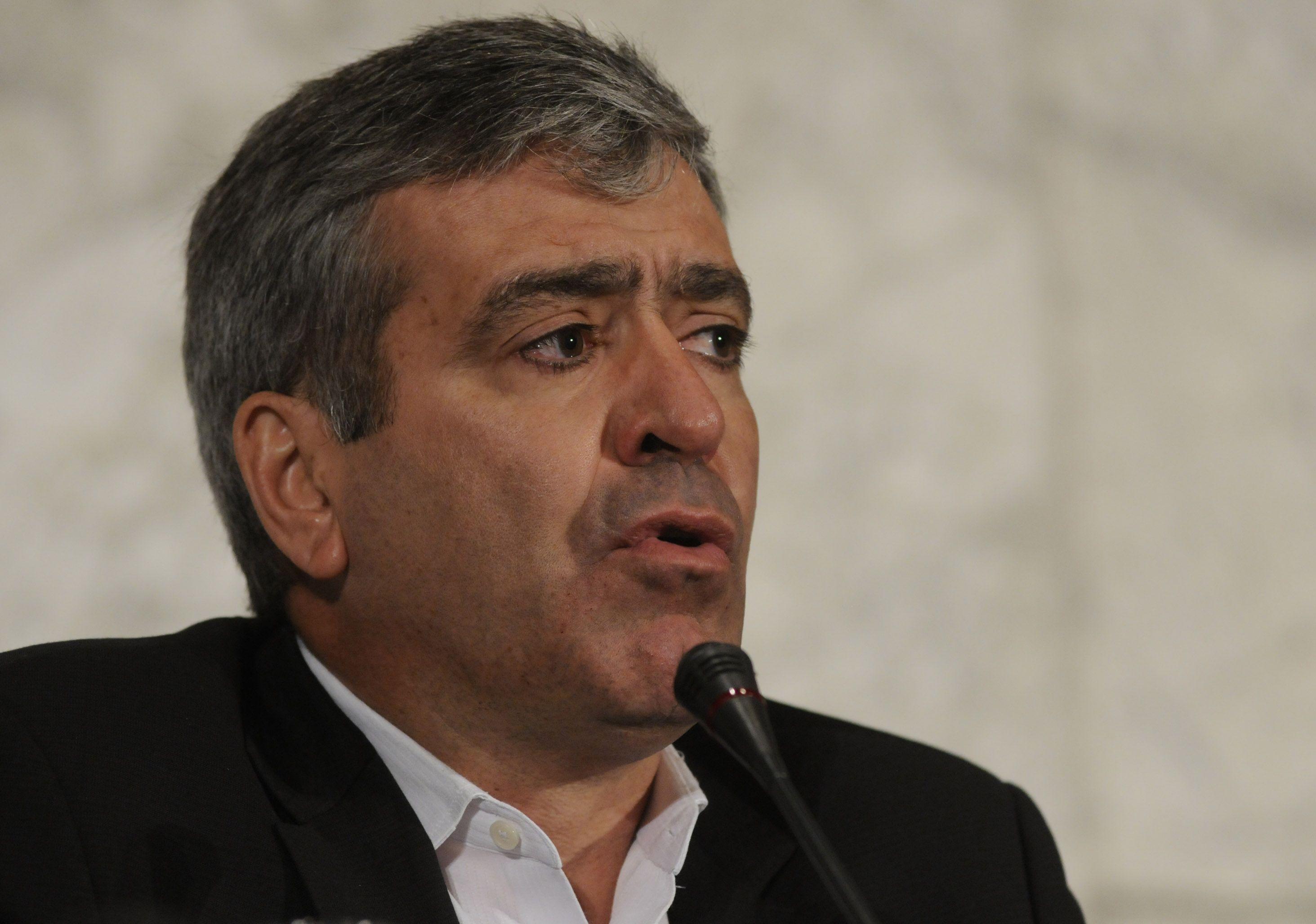 Pruebas. José Cano aseguró que están acreditadas las irregularidades en las elecciones del 23 de agosto pasado.