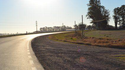 Muchos mitos urbanos se tejen sobre la curva de Pastorino, en el kilómetro 354 de la ruta 8.